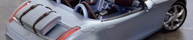 Koffer Mercedes SLA