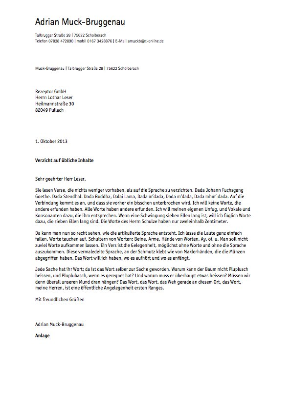 Briefe Mit Der Hand Schreiben : Briefe schreiben in markdown männig
